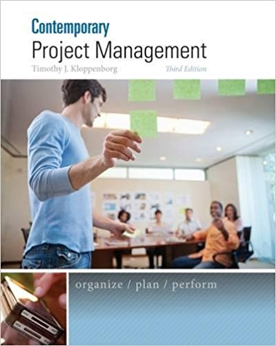 Contemporary Project Management