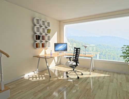 5 Tips to Creating the Perfect Home Office