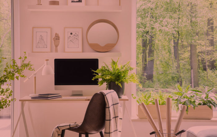 Create a Productive Work Space